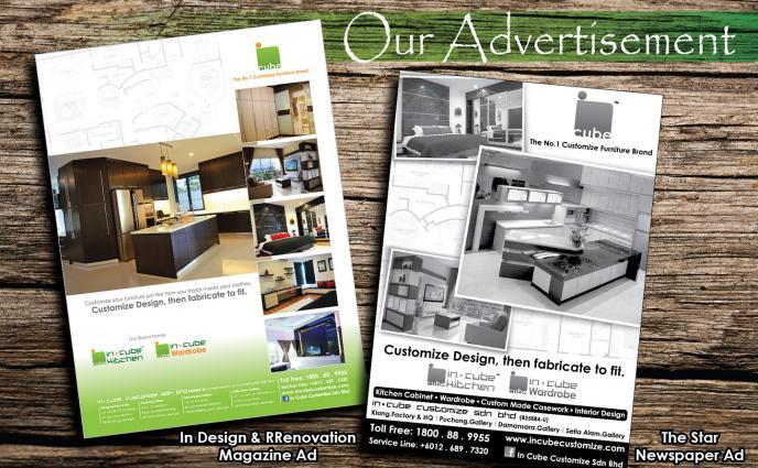 Kitchen Cabinets Ideas kitchen cabinet magazine : In Design, RRenovation Magazine Ad & The Star Newspaper Ad, Dec 2013