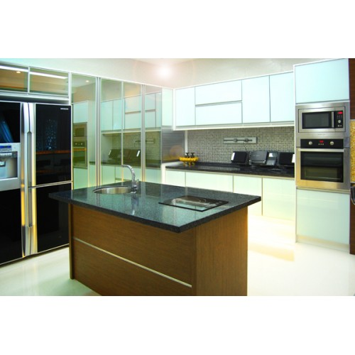 Malaysia kitchen cabinet manufacturer customize kitchen for Kitchen manufacturers